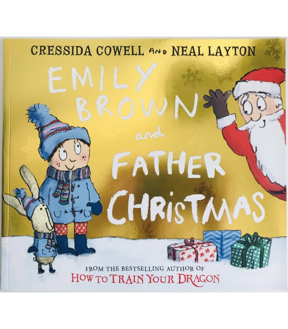 STORYBOOK - EMILY BROWN AND FATHER CHRISTMAS