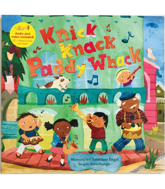 WATCH AND SING ALONG - KNICK NACK PADDY WHACK