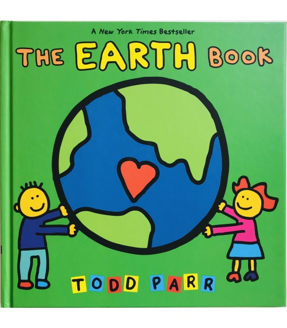 STORYBOOK - THE EARTH BOOK