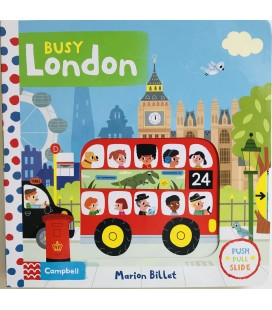 STORYBOOK - BUSY LONDON