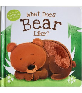 STORYBOOK - WHAT DOES BEAR LIKE?