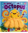 PUPPET BOOK - OLLIE OCTOPUS