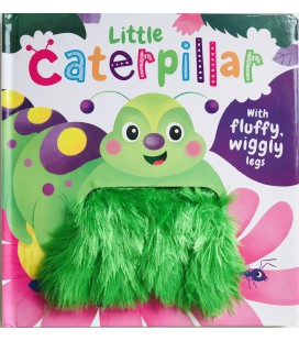 PUPPET BOOK - LITTLE CATERPILLAR