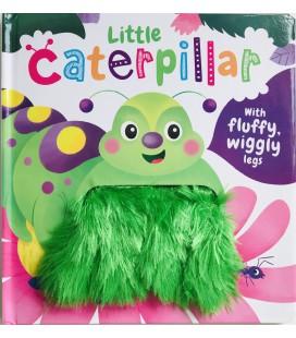 PUPPET BOOK - LITTLE CATERPILLAR