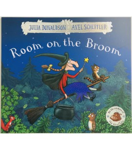 STORYBOOK - ROOM ON THE BROOM