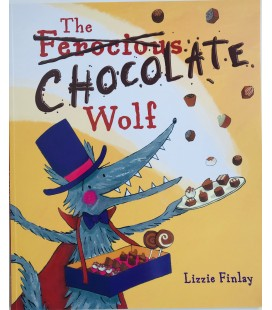 STORYBOOK - THE FEROCIOUS CHOCOLATE WOLF