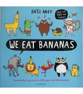 STORYBOOK - WE EAT BANANAS