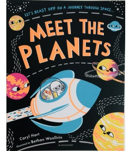 STORYBOOK - MEET THE PLANETS