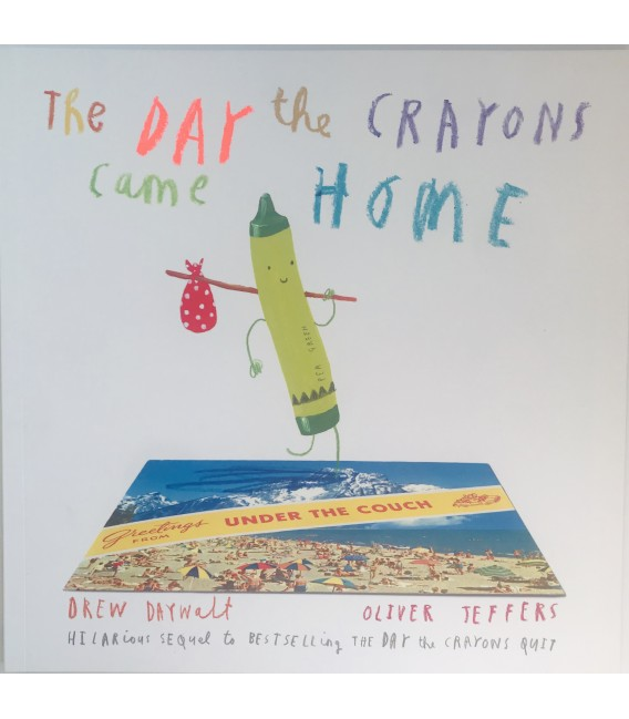 STORYBOOK - THE DAY THE CRAYONS CAME HOME