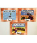 JOLLY PHONICS - ORANGE LEVEL READERS SET 3