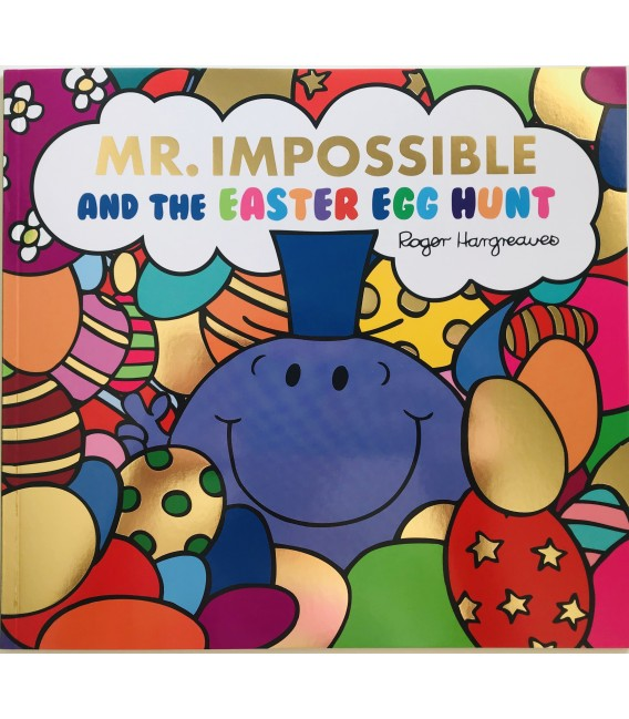 STORYBOOK - MR IMPOSSIBLE AND THE EASTER EGG HUNT