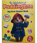 MY FIRST STICKER BOOK - THE ADVENTURES OF PADDINGTON