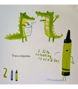THE CRAYONS´BOOK OF NUMBERS