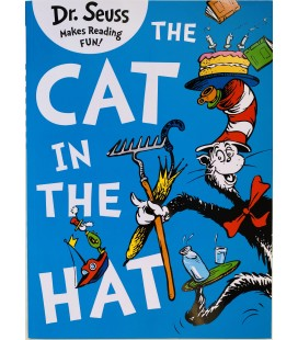 STORYBOOK - DR. SEUSS - THE CAT IN THE HAT