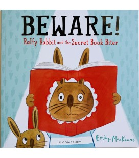 STORYBOOK - BEWARE! RALFY RABBIT AND THE SECRET BOOK BITER