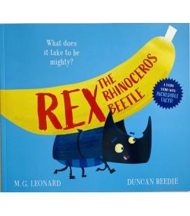 STORYBOOK - REX THE RHINOCEROS BEETLE