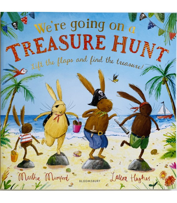 STORYBOOK - WE´RE GOING ON A TREASURE HUNT