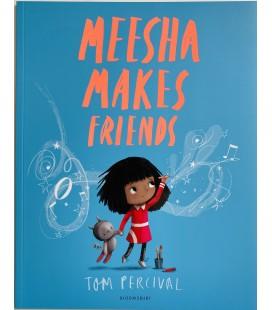 STORYBOOK - MEESHA MAKES FRIENDS