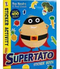 STICKER BOOK - SUPERTATO