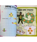 STICKER ACTIVITY BOOK - MY MONSTER