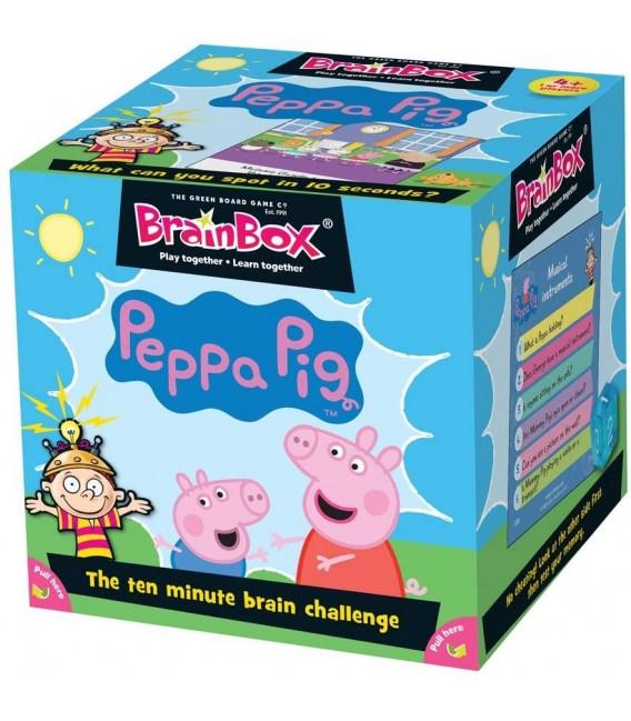 BRAINBOX PEPPA PIG - ARTÍCULO EN PREVENTA