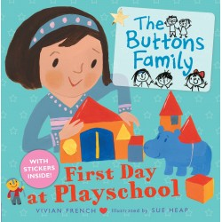 THE BUTTONS FAMILY - FIRST DAY AT PLAYSCHOOL