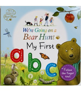 WE´RE GOING ON A BEAR HUNT - MY FIRST ABC