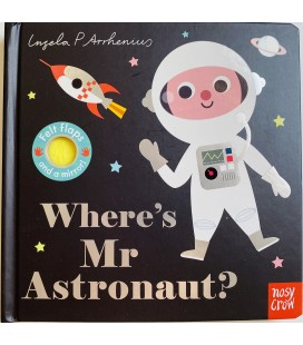 WHERE´S MR ASTRONAUT?