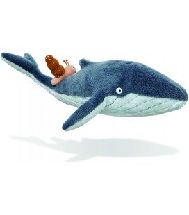 PELUCHE CUENTO - THE SNAIL AND THE WHALE
