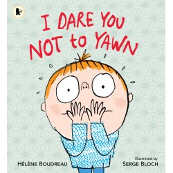 STORYBOOK - I DARE YOU NOT TO YAWN