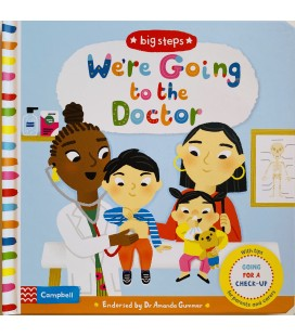 BIG STEPS - WE´RE GOING TO THE DOCTOR