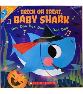 TRICK OR TREAT, BABY SHARK