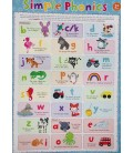 MY FIRST PHONICS - WALL CHART