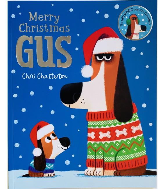 MERRY CHRISTMAS GUS