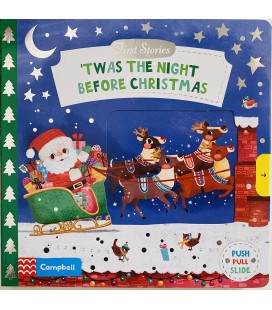 ´TWAS THE NIGHT BEFORE CHRISTMAS