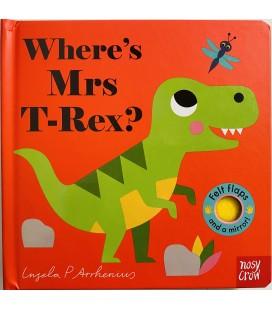 WHERE´S MRS T-REX?