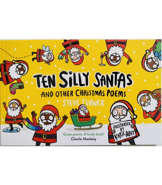 TEN SILLY SANTAS AND OTHER CHRISTMAS POEMS