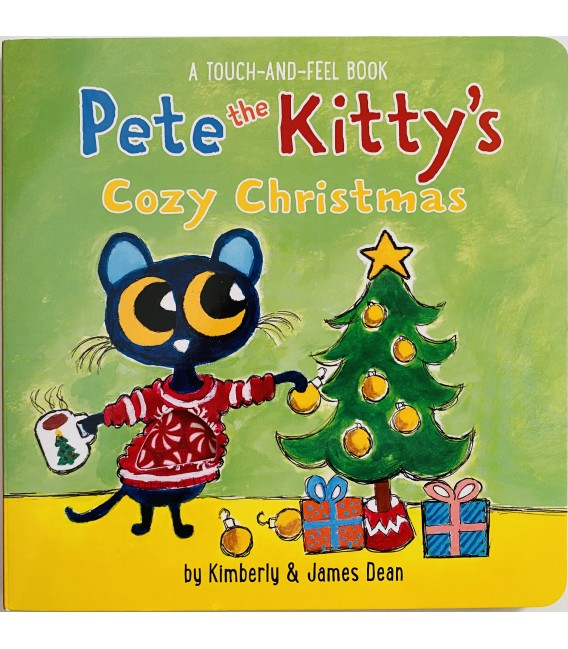 PETE THE KITTY´S COZY CHRISTMAS