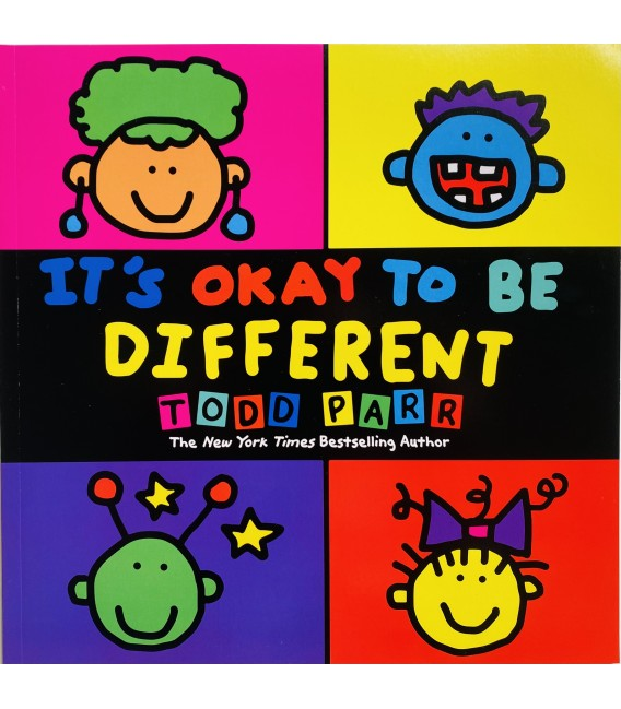 IT´S OKAY TO BE DIFFERENT