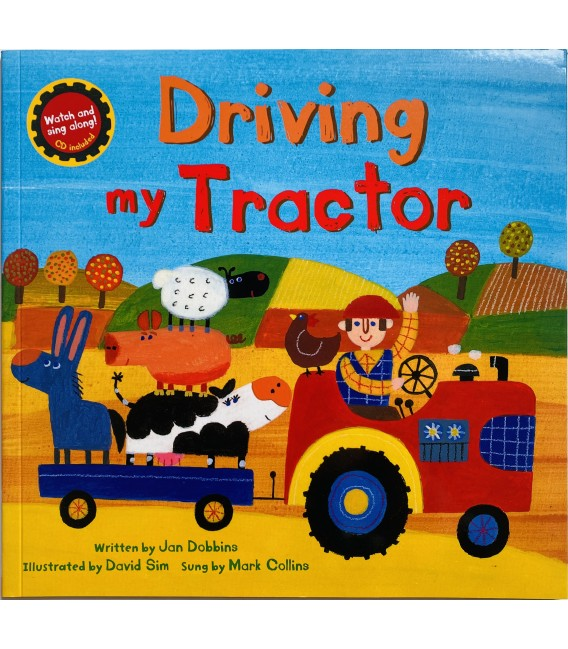 WATCH AND SING ALONG - DRIVING MY TRACTOR