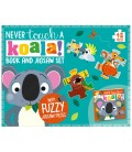 NEVER TOUCH A KOALA! BOOK AND JIGSAW SET