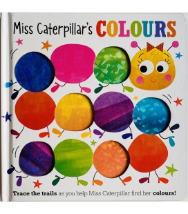 MISS CATERPILLAR´S COLOURS