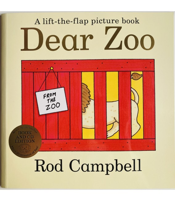 DEAR ZOO - BOOK AND CD EDITION