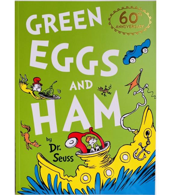 DR. SEUSS - GREEN EGGS AND HAM