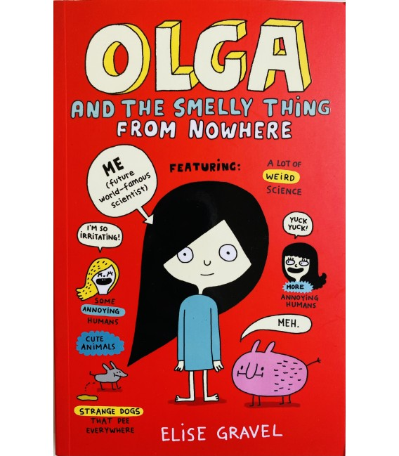 OLGA - AND THE SMELLY THING FROM NOWHERE (1)