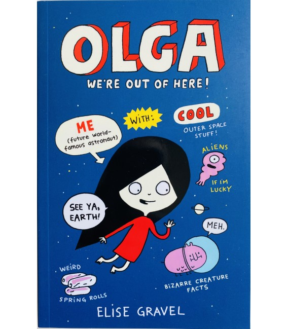 OLGA - WE´RE OUT OF HERE! (2)