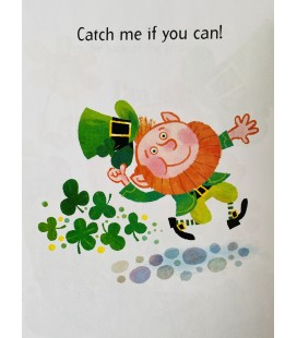 A LITTLE GOLDEN BOOK - I´M A LEPRECHAUN