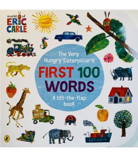 THE VERY HUNGRY CATERPILLAR ´S FIRST 100 WORDS