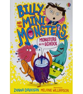 BILLY AND THE MINI MONSTERS - MONSTERS GO TO SCHOOL!