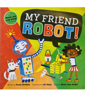 WATCH AND SING ALONG - MY FRIEND ROBOT!